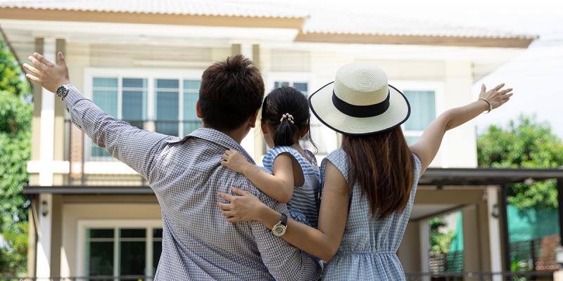 Quando pode ser caracterizado um Bem de Família?