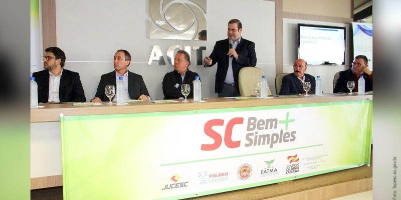 SC Bem Mais Simples: Programa possibilita abertura de empresas em até cinco dias