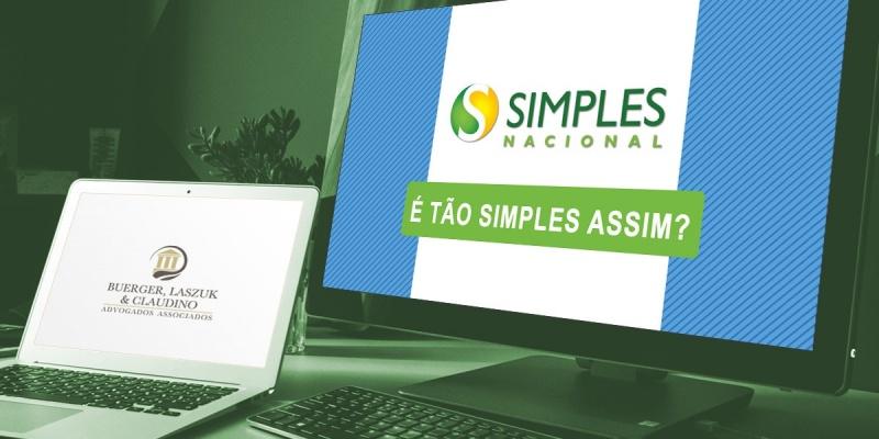Simples Nacional: é tão simples assim?