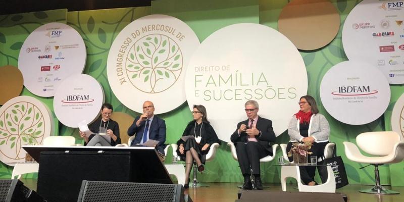 XI Congresso do Mercosul de Direito de Família e Sucessoes